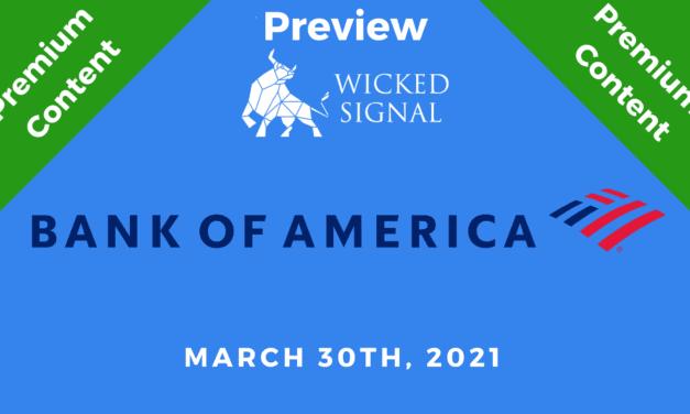 Premium Preview: Bank of America