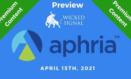 Premium Preview: Aphria Inc
