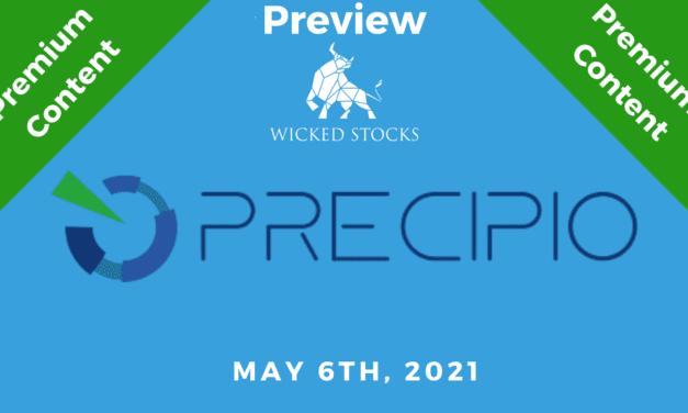 Premium Preview: Precipio