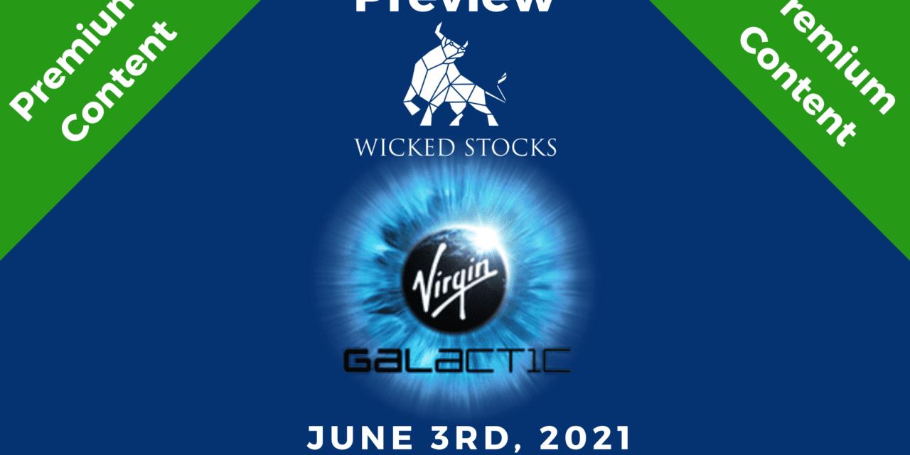 Premium Preview: Virgin Galactic